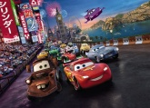 Disney-Marvel Edition 2 poszter - Cars Race