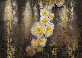 Flowers and Textures (Imagine 2) poszter - Serafina