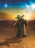 Disney-Marvel Edition 2 poszter - Star Wars Master Yoda