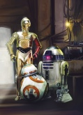 Disney-Marvel Edition 2 poszter - Star Wars Three Droids