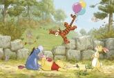 Disney-Marvel Edition 2 poszter - Winnie Pooh (Micimackó) Ballon