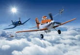 Disney-Marvel Edition 2 poszter - Planes Above the Clouds