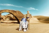 Disney-Marvel Edition 2 poszter - Star Wars Lost Droids