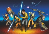 Disney-Marvel Edition 2 poszter - Star Wars Rebels Run